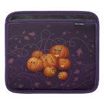 Happy Pumpkins Sleeves For iPads