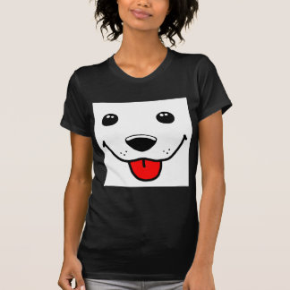 Happy Puppy Face T-Shirt