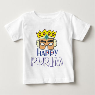 Happy Purim Baby T-Shirt