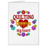 Happy Quilting Card