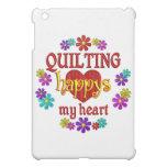 Happy Quilting iPad Mini Covers