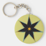 Happy QUILTING Key Chain