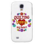 Happy Quilting Samsung Galaxy S4 Cases