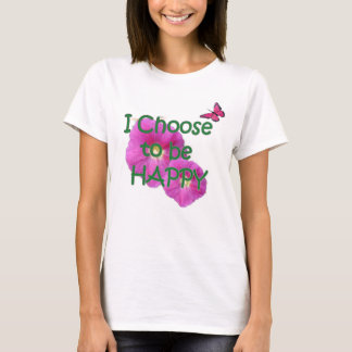 Happy Quote T-shirt