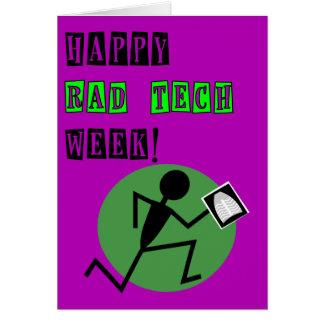 Happy Rad Tech Week Cards