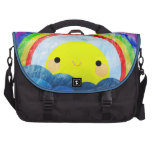 Happy Rainbow Commuter Bags