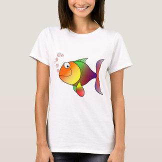 Happy Rainbow Fish T-Shirt
