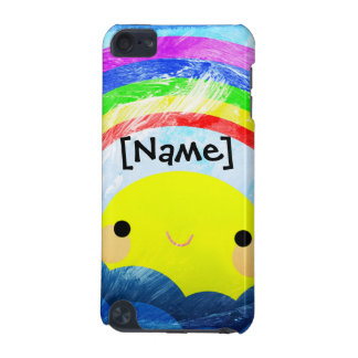 Happy Rainbow iPod Touch (5th Generation) Case
