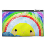Happy Rainbow Travel Accessories Bags