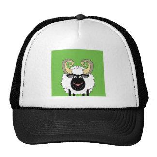 HAPPY RAM TRUCKER HAT