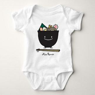 Happy Ramen Bowl Baby Bodysuit