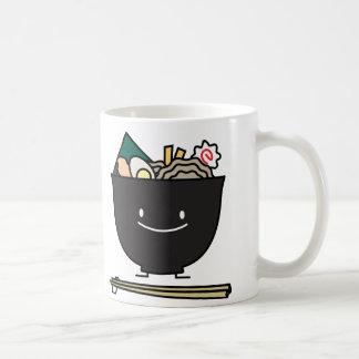 Happy Ramen Bowl Coffee Mug