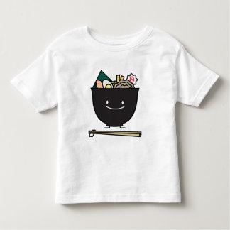 Happy Ramen Bowl Toddler T-shirt