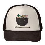 Happy Ramen Bowl Trucker Hat