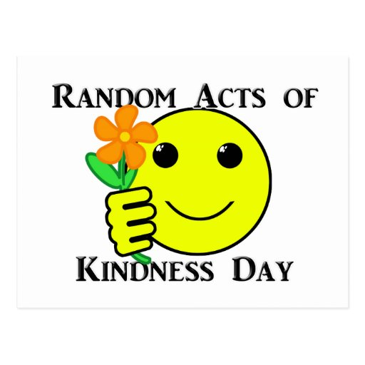 5 random acts of kindness Join kindnessorg to start doing random acts of kindness today we're a nonprofit who believes small acts can have a big impact will you join our movement to create a kinder world.