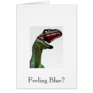Happy Raptors Card