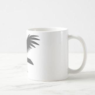 Happy Raven Bird Coffee Mug