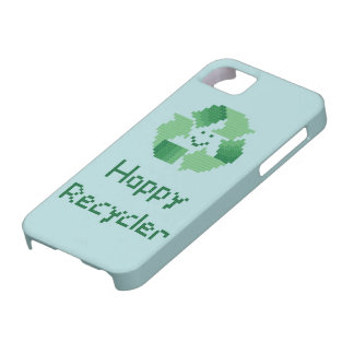 Happy Recycler iPhone 5 Case