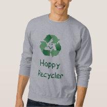 Happy Recycler Sweatshirt