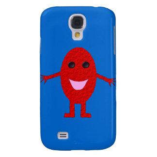 Happy Red Grape  Galaxy S4 Case
