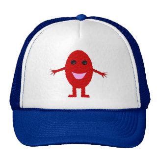 Happy Red Grape Hat