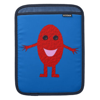 Happy Red Grape IPad Sleeve