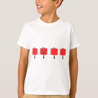 Happy Red Lanterns T-Shirt