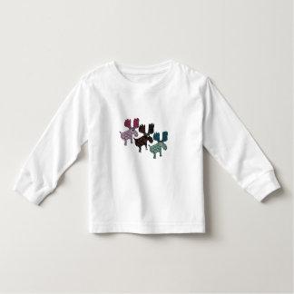 Happy Reindeer T Shirt