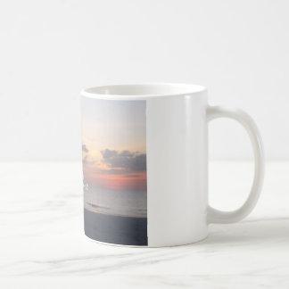 Happy Retirement Beach sunset Coffee Mug