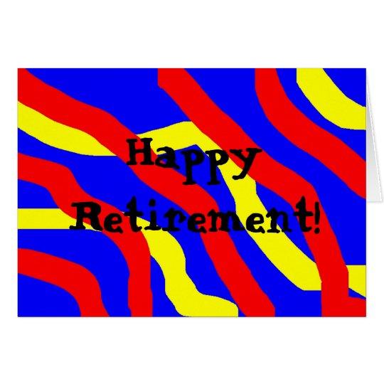 Happy Retirement! Card