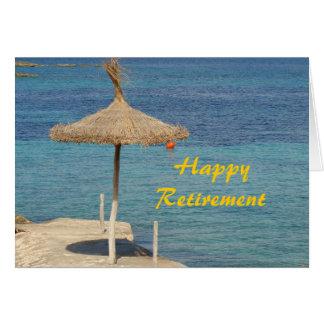 Happy Retirement - Card