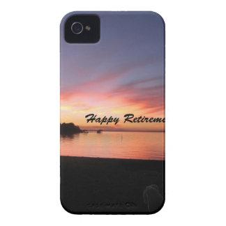 Happy Retirement Florida Sunset iPhone 4 Cover