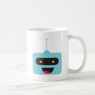 Happy Robot Coffee Mug