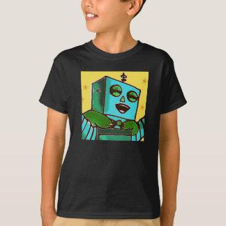 Happy Robot Kid's Shirt