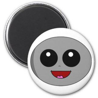 Happy Rock magnet