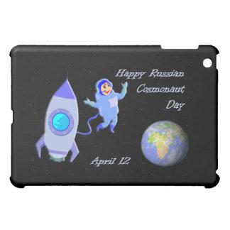 Happy Russian Cosmonaut Day April 12 Case For The iPad Mini