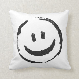 Happy/Sad Two Moods Pillow 1