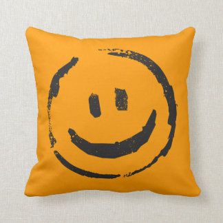 Happy/Sad Two Moods Pillow 3