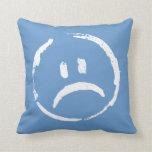 Happy/Sad Two Moods Pillow 4