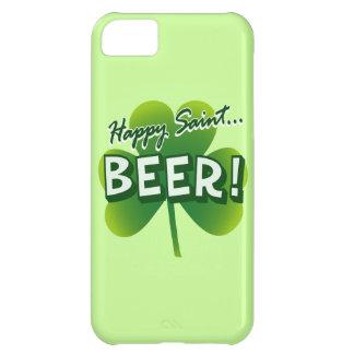 Happy Saint... BEER! Case For iPhone 5C