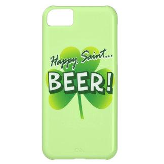 Happy Saint ... BEER! iPhone 5C Case