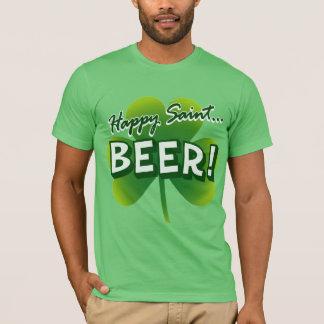 Happy Saint... BEER! T-Shirt
