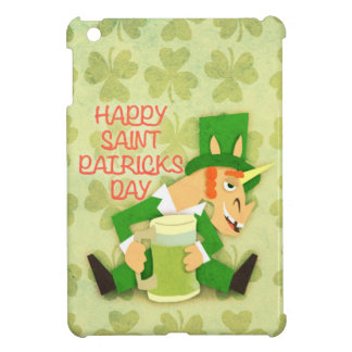 Happy Saint Patrick's Day Cover For The iPad Mini