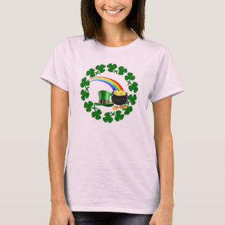 Happy Saint Patrick's Day Apparel T-Shirt