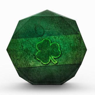 Happy Saint Patrick's Day Award