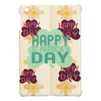 Happy Saint Patrick's Day Case For The iPad Mini