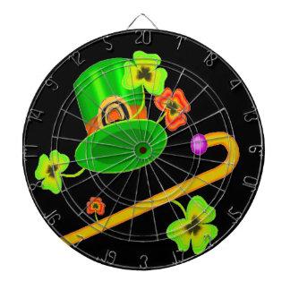 Happy Saint Patricks Day Dartboard