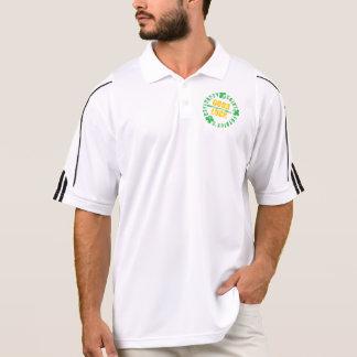 Happy Saint Patricks Day Good Luck Polo Shirt