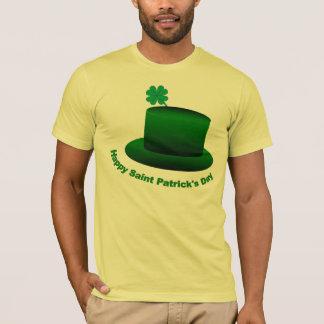 Happy Saint Patricks Day Hat T-Shirt