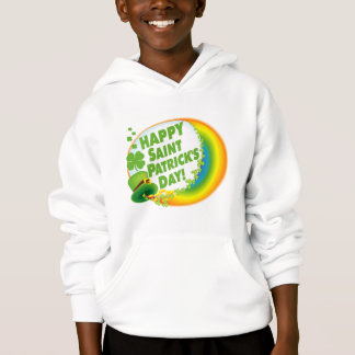 Happy Saint Patrick's Day Hoodie